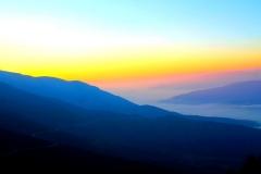 Radzanje sunca na Galici -autor:NENAD BRATIC