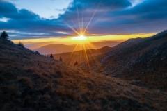 Vlašić zalazak sunca -autor:ROBERT RAŠO